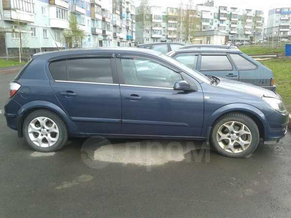 Opel Astra, 2006 год, 360 000 руб.