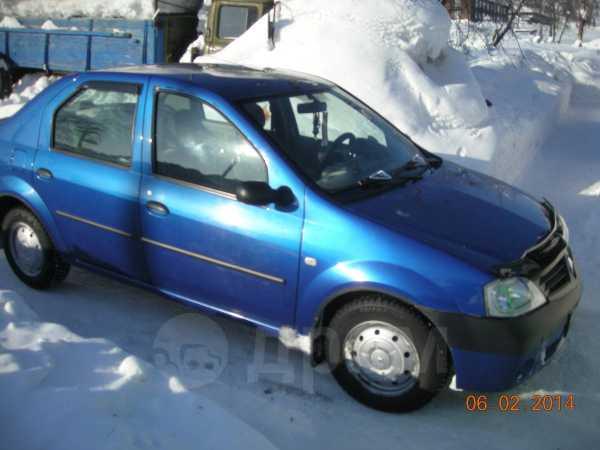 Renault Logan, 2009 год, 305 000 руб.