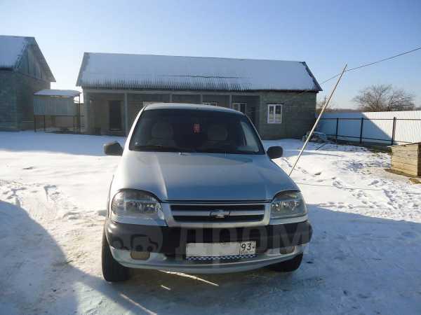 Chevrolet Niva, 2004 год, 260 000 руб.