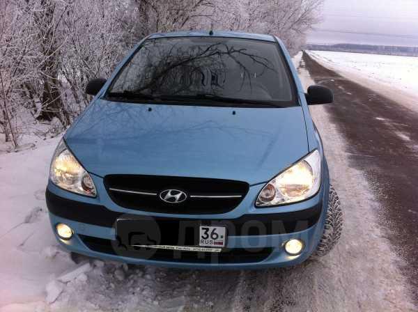 Hyundai Getz, 2008 год, 352 000 руб.