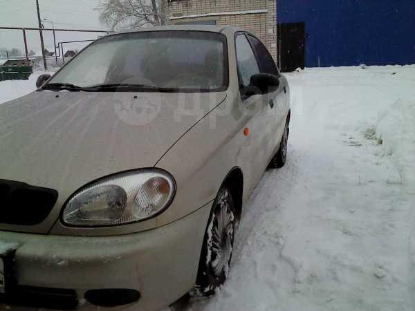 Chevrolet Lanos, 2007 год, 160 000 руб.