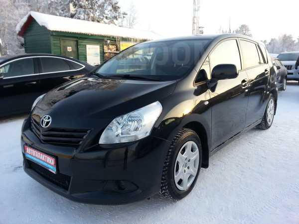 Toyota Verso, 2009 год, 610 000 руб.