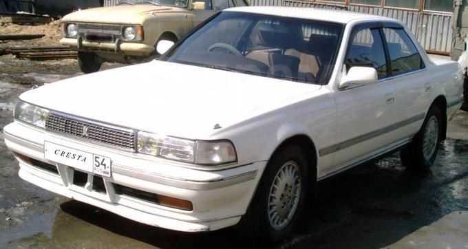 Toyota Cresta, 1989 год, 15 000 руб.