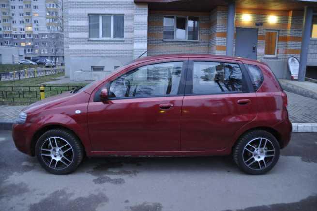 Chevrolet Aveo, 2007 год, 179 000 руб.