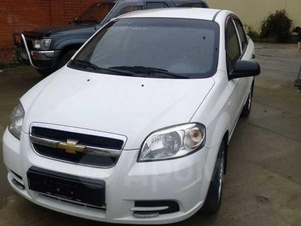 Chevrolet Aveo, 2011 год, 330 000 руб.