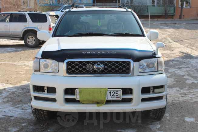 Nissan Terrano, 1999 год, 280 000 руб.