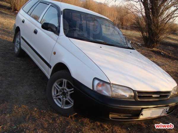 Toyota Caldina, 1993 год, 15 000 руб.