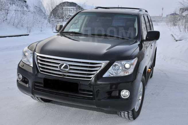Lexus LX570, 2010 год, 3 500 000 руб.
