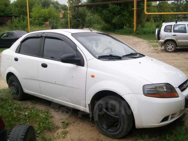 Chevrolet Aveo, 2005 год, 200 000 руб.
