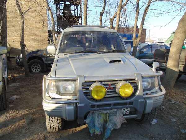 Mitsubishi Pajero, 1995 год, 360 000 руб.