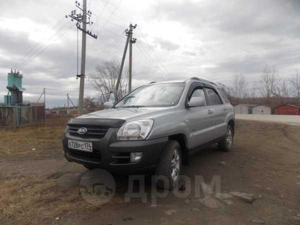 Kia Sportage, 2005 год, 460 000 руб.