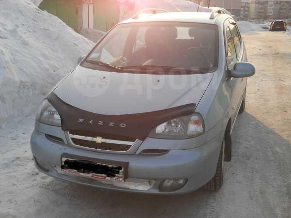 Chevrolet Rezzo, 2007 год, 390 000 руб.