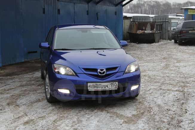 Mazda Mazda3, 2007 год, 550 000 руб.