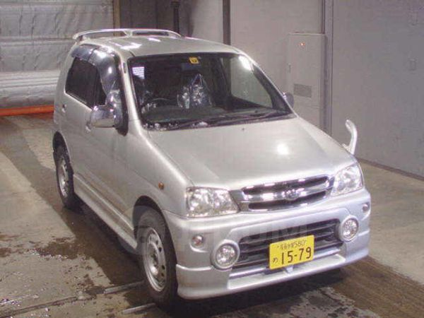 Daihatsu Terios Kid, 2001 год, 390 000 руб.