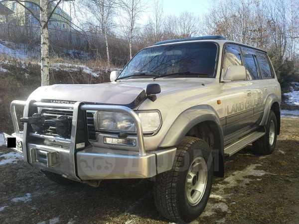 Toyota Land Cruiser, 1997 год, 1 150 000 руб.