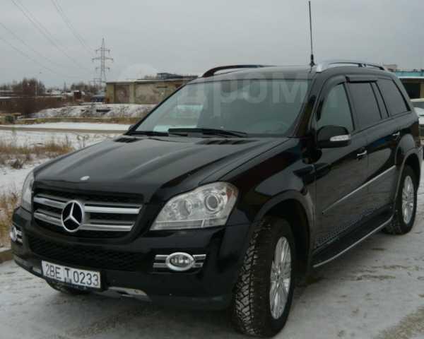 Mercedes-Benz GL-Class, 2007 год, 1 600 000 руб.