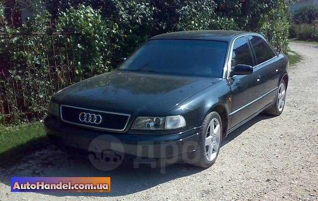 Audi A8, 1997 год, 280 000 руб.