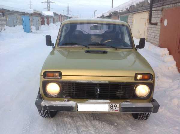 Лада 4x4 2131 Нива, 1999 год, 125 000 руб.