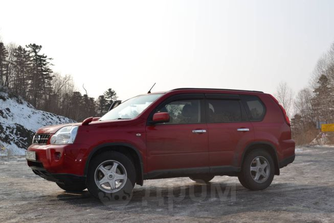 Nissan X-Trail, 2007 год, 660 000 руб.