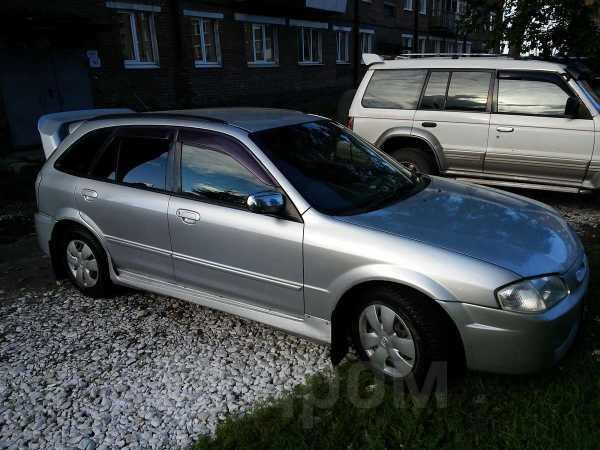Mazda Familia S-Wagon, 1998 год, 180 000 руб.
