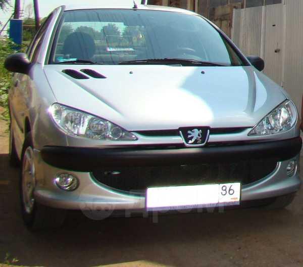 Peugeot 206, 2006 год, 220 000 руб.