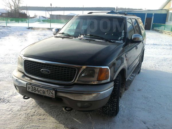 Ford Expedition, 2001 год, 430 000 руб.