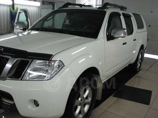 Nissan Navara, 2011 год, 1 300 000 руб.