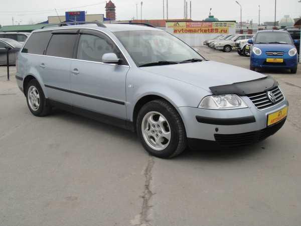 Volkswagen Passat, 2001 год, 295 000 руб.