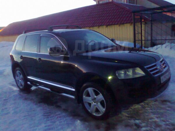 Volkswagen Touareg, 2005 год, 950 000 руб.
