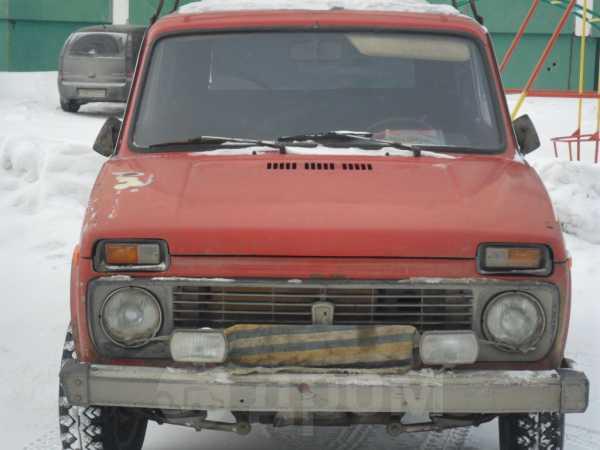 Лада 4x4 2121 Нива, 1992 год, 50 000 руб.