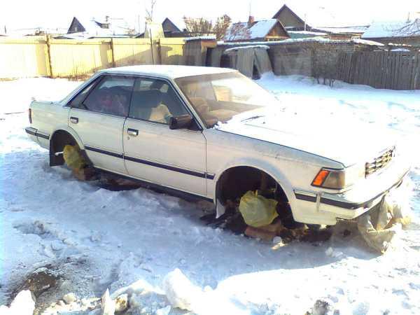 Nissan Bluebird, 1985 год, 45 000 руб.