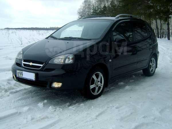 Chevrolet Rezzo, 2007 год, 315 000 руб.