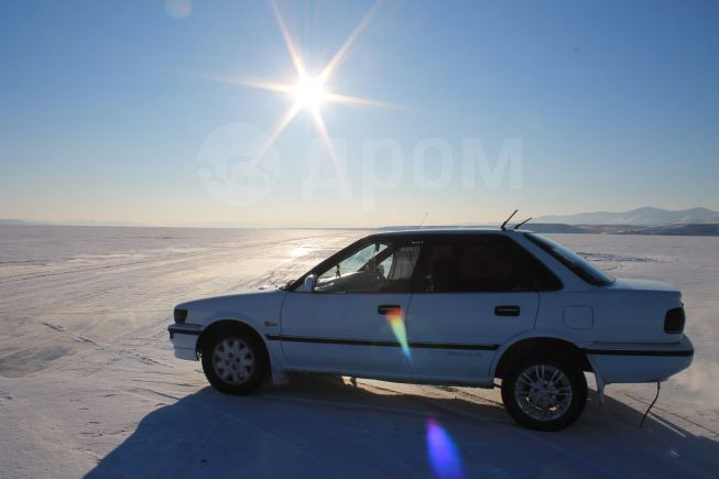 Toyota Sprinter, 1989 год, 95 000 руб.