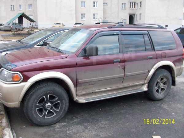 Mitsubishi Montero Sport, 2000 год, 390 000 руб.
