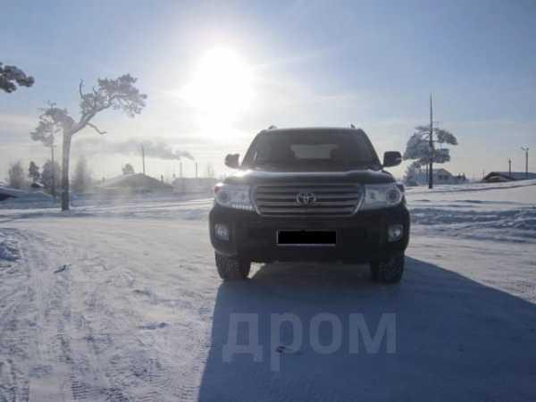 Toyota Land Cruiser, 2012 год, 2 899 000 руб.