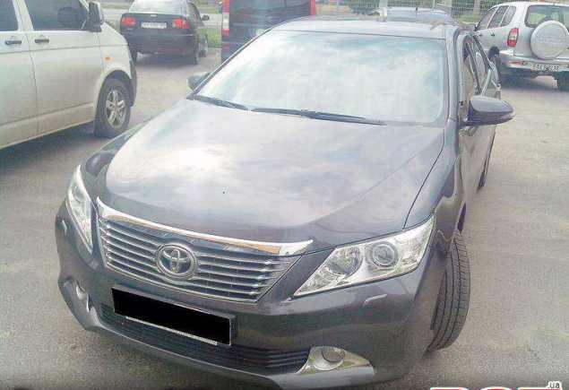 Toyota Camry, 2012 год, 450 000 руб.