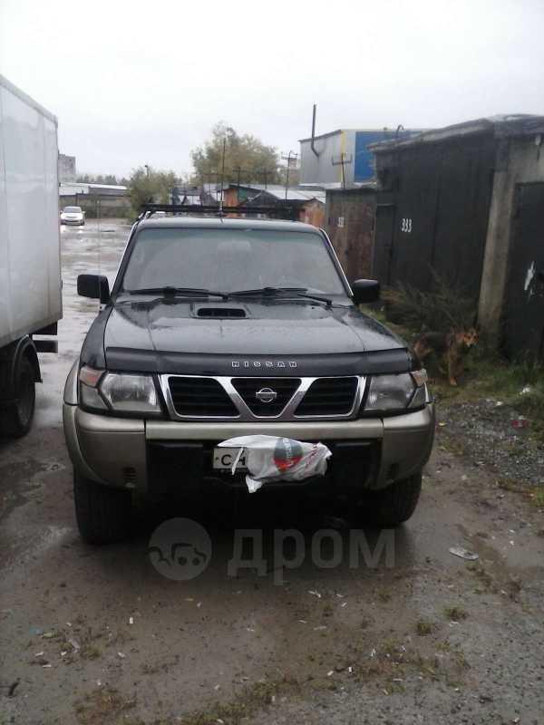 Nissan Patrol, 2000 год, 580 000 руб.