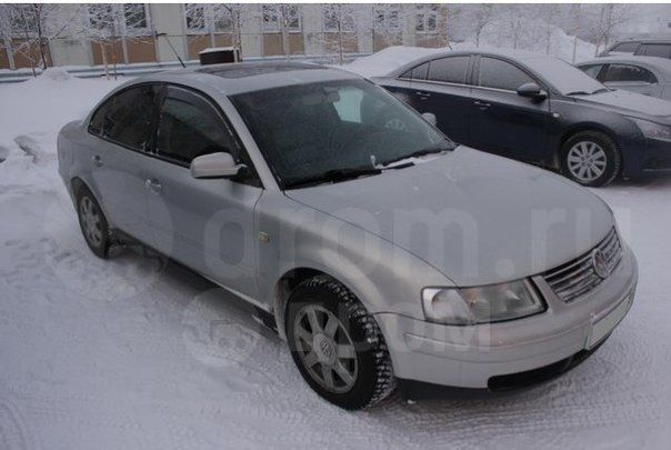 Volkswagen Passat, 2000 год, 210 000 руб.
