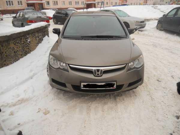 Honda Civic, 2006 год, 350 000 руб.