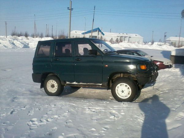УАЗ Симбир, 2000 год, 210 000 руб.