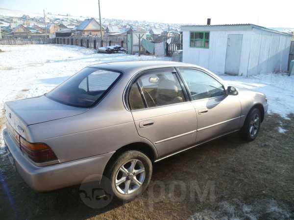Toyota Corolla, 1992 год, 147 000 руб.