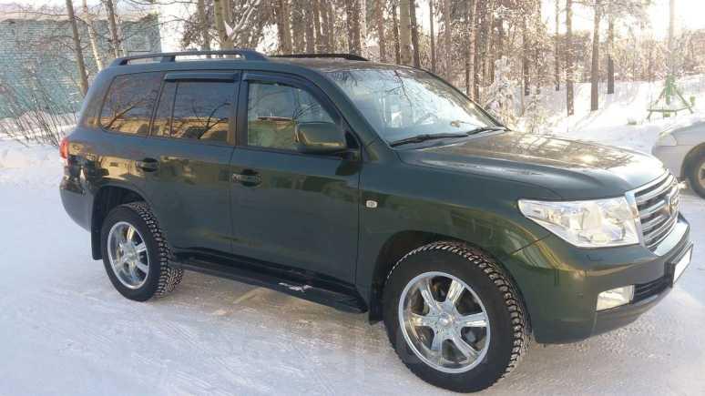 Toyota Land Cruiser, 2008 год, 2 400 000 руб.