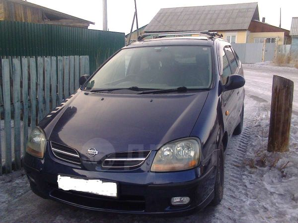 Nissan Tino, 2000 год, 310 000 руб.