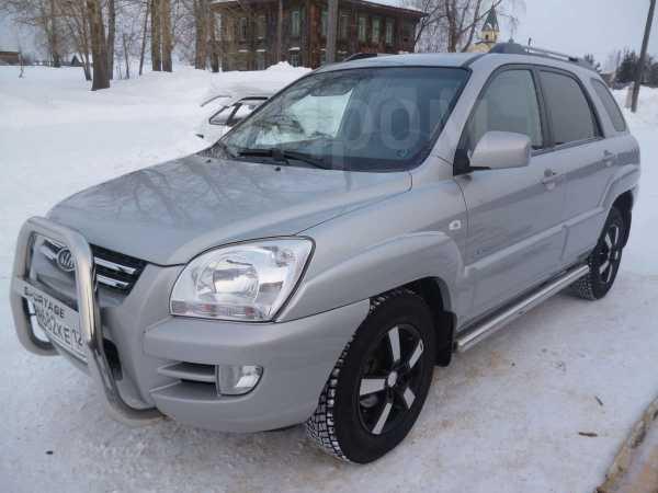 Kia Sportage, 2006 год, 600 000 руб.