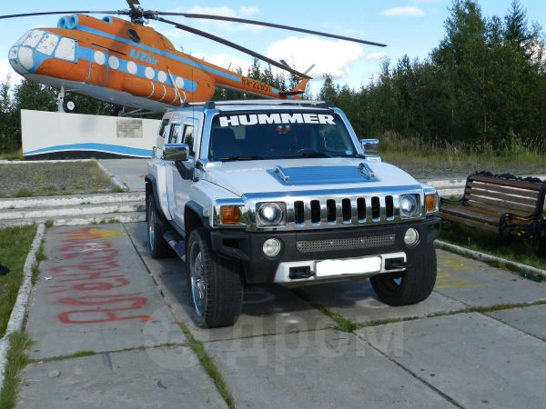 Hummer H3, 2007 год, 1 400 000 руб.