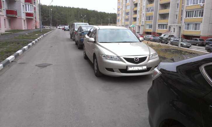 Mazda Mazda6, 2004 год, 320 000 руб.