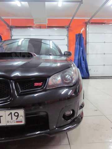 Subaru Impreza WRX, 2005 год, 570 000 руб.