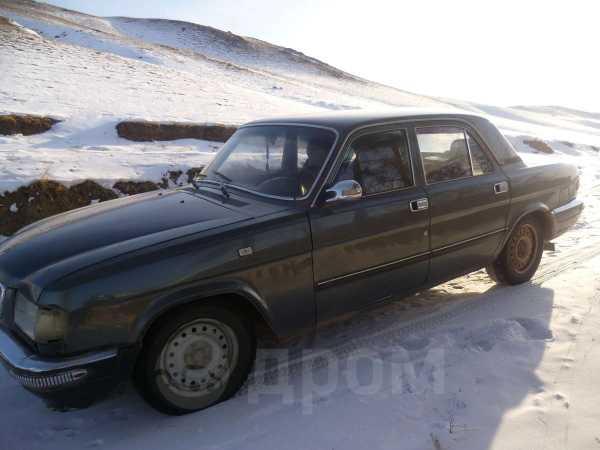 ГАЗ Волга, 2002 год, 105 000 руб.