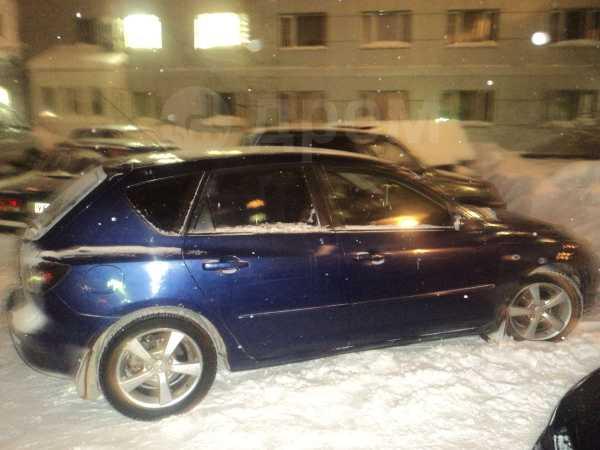 Mazda Mazda3, 2004 год, 325 000 руб.
