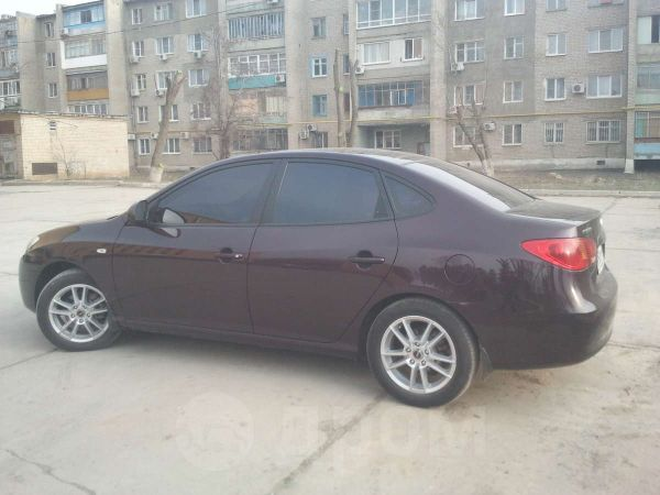 Hyundai Elantra, 2008 год, 379 000 руб.
